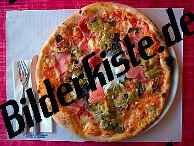 Pizza Soufflee
