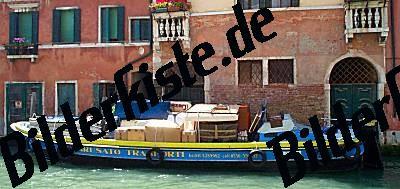Umzug auf Venezianisch