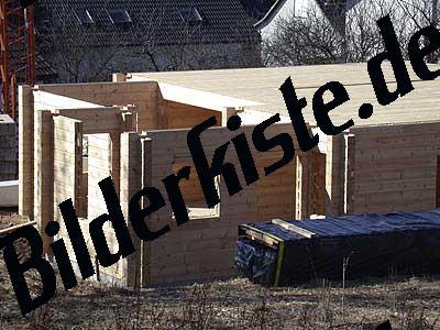 Neubau aus Holz