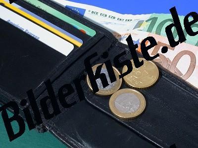 Geldboerse Banknoten