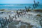 Wellen am Meer
