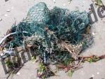 Netz am Strand