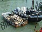 Boote festgemacht