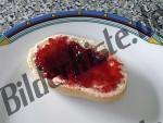 Broetchen Marmelade