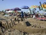 Sandbau Schiff