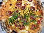 Pizza Salami, Paprkia