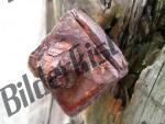 Metallstueck Holz