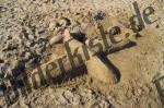 Flugzeuge aus Sand