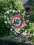 Geschwindigkeits- beschraenkung 60