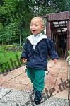 Kind rennt