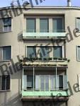 Balkone Mehrfamilienhaus